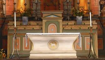 Catholicism 101 Altar