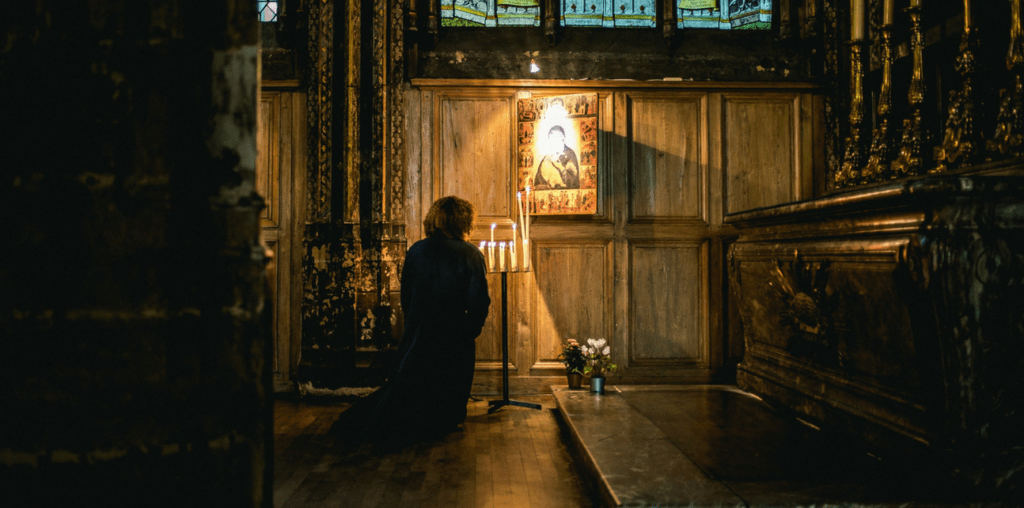 The Pray More Healing Retreat