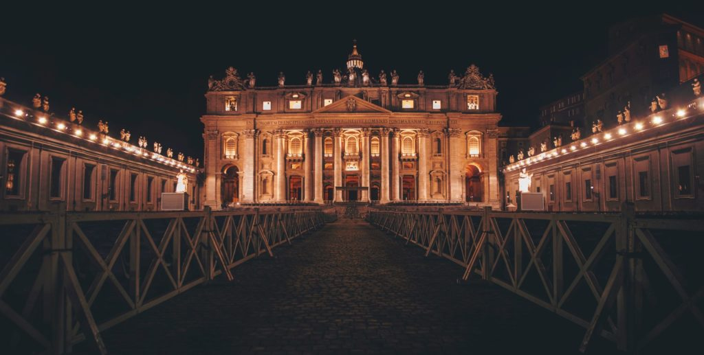 Image of St. Peter's bascilica